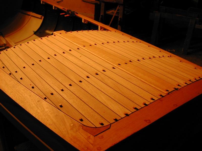 Decks-construction
