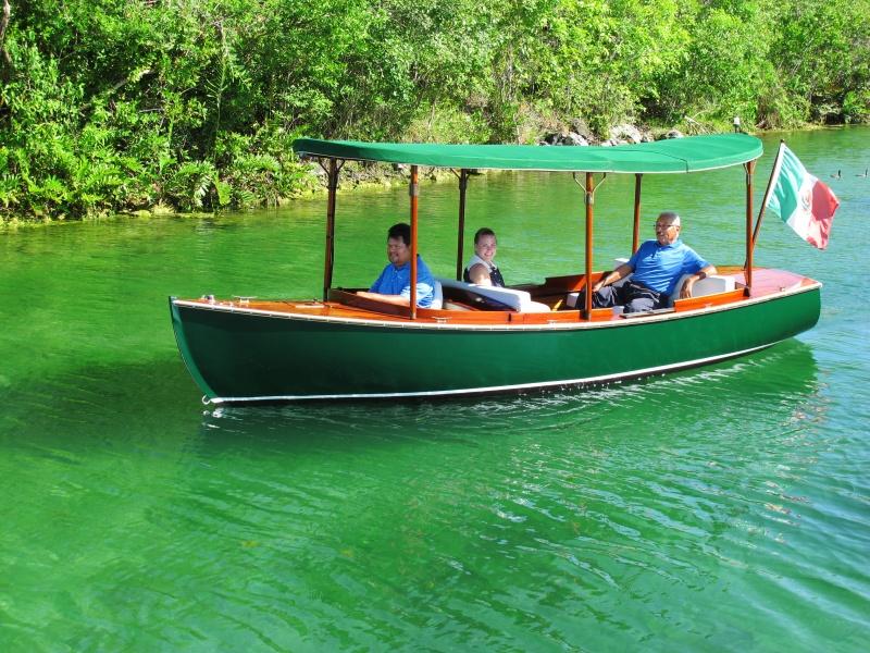 Mayakoba water taxi_2